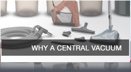 Why a Central Vacuum